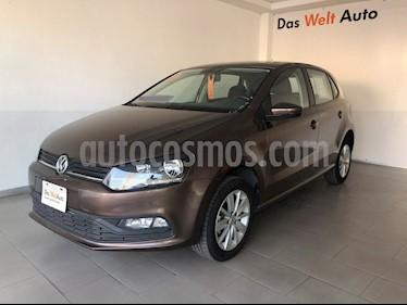 Volkswagen Polo 1.6L Comfortline 5P usado (2018) color Marron precio $52,500