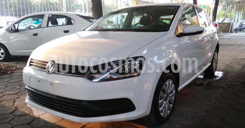 Volkswagen Polo 1.6L Comfortline 5P usado (2019) color Blanco precio $169,800