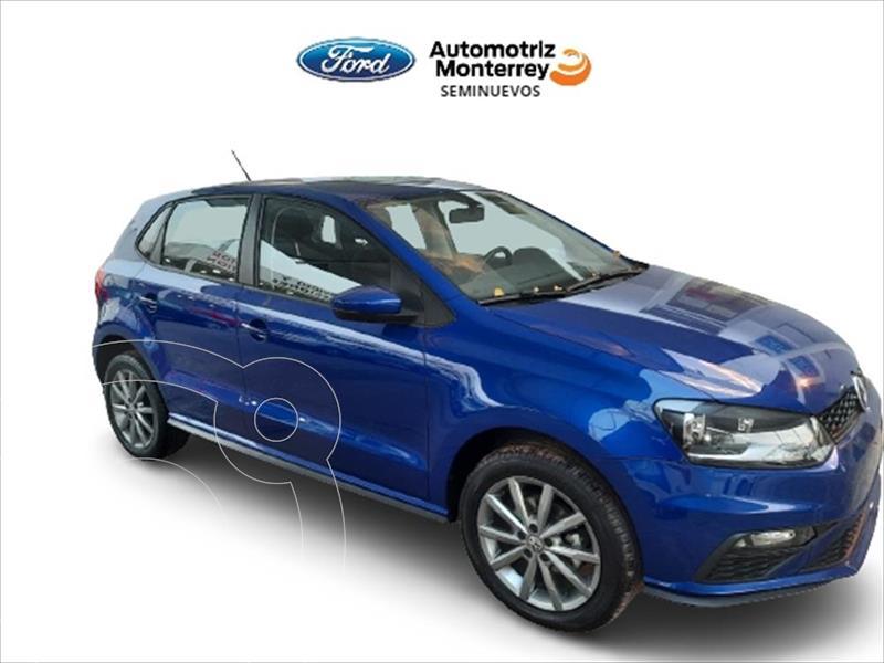 Foto Volkswagen Polo DESIGN & SOUND STD. usado (2020) color Azul Electrico precio $254,900
