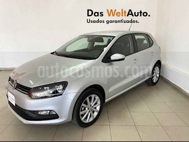 Volkswagen Polo 5p Design & Sound L4/1.6 Man usado (2019) color Plata precio $215,995