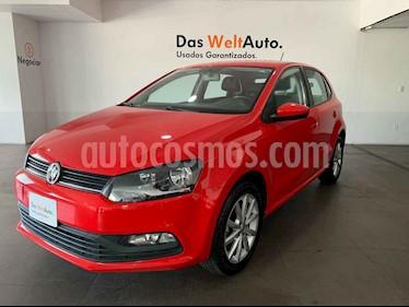 Volkswagen Polo 1.6L Comfortline 4P  usado (2019) color Rojo precio $224,680