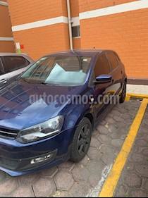 Volkswagen Polo 1.6L Comfortline 5P usado (2015) color Azul precio $140,000