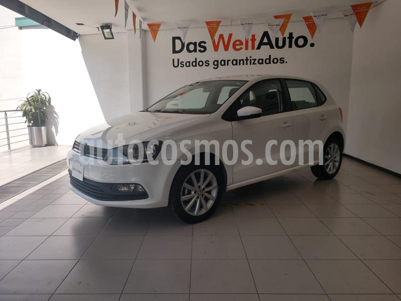 Volkswagen Polo 1.6L Comfortline 5P usado (2019) color Blanco precio $219,000