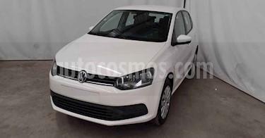 Volkswagen Polo 5p Startline L4/1.6 Aut usado (2019) color Blanco precio $179,800