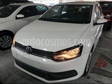 Volkswagen Polo 1.6L Base 5P Ac usado (2018) color Blanco precio $159,500