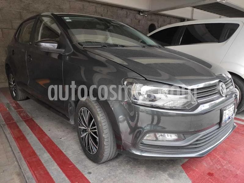 Volkswagen Polo 1.6L Comfortline 4P  usado (2018) color Negro precio $185,000