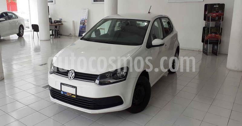 Volkswagen Polo 5p Startline L4/1.6 Aut usado (2019) color Blanco precio $154,900