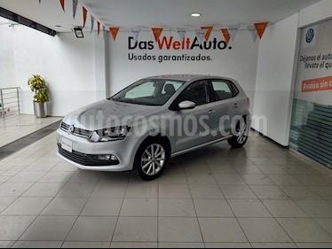 Volkswagen Polo 1.6L Comfortline 5P usado (2019) color Plata precio $219,000