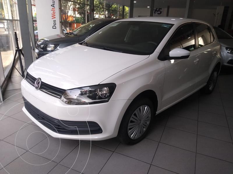 Foto Volkswagen Polo STARTLINE 1.6L 105HP STD usado (2019) color Blanco Candy precio $209,500