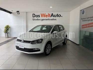 Volkswagen Polo 1.6L Comfortline 5P usado (2019) color Blanco precio $229,000