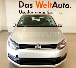 Volkswagen Polo 1.6L Base 5P usado (2019) color Plata precio $209,900