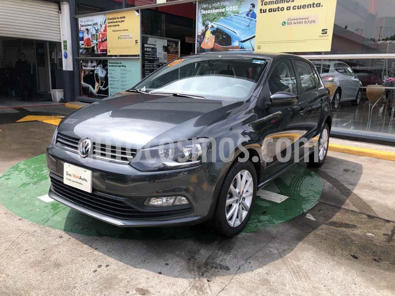 Volkswagen Polo Disign & Sound Tiptronic usado (2020) color Gris precio $226,990