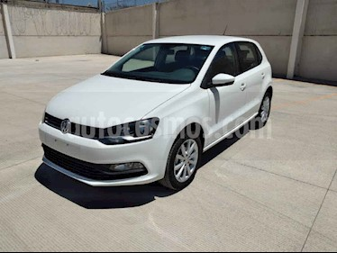Volkswagen Polo 5p Design & Sound L4/1.6 Man usado (2020) color Blanco precio $230,000