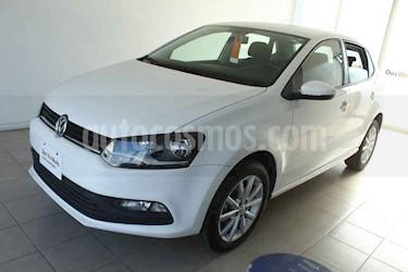 Volkswagen Polo 5p Startline L4/1.6 Man usado (2019) color Blanco precio $215,000