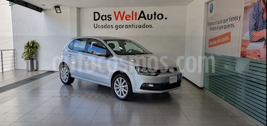 foto Volkswagen Polo 1.6L Comfortline 5P usado (2019) color Plata precio $219,000