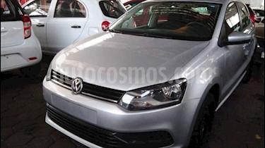 Volkswagen Polo 1.6L Base 5P usado (2019) color Plata precio $177,900