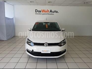 Volkswagen Polo 1.6L Base 5P usado (2019) color Blanco precio $219,900