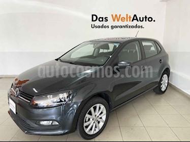Volkswagen Polo 5p Design & Sound L4/1.6 Man usado (2019) color Gris precio $210,546