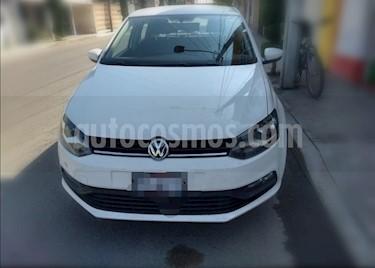 Volkswagen Polo 1.6L Comfortline 5P usado (2018) color Blanco precio $170,000