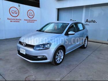 Volkswagen Polo 5p Design & Sound L4/1.6 Aut usado (2019) color Plata precio $240,990