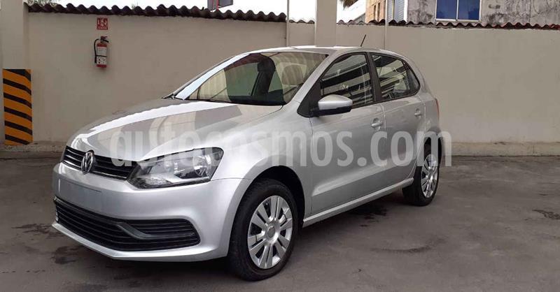 Volkswagen Polo Startline Tiptronic usado (2019) color Plata precio $159,900