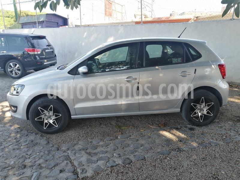 Volkswagen Polo 2.0L Comfortline 4P usado (2014) color Plata precio $144,900