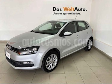 foto Volkswagen Polo 5p Design & Sound L4/1.6 Man usado (2019) color Plata precio $213,848