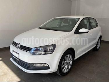 Volkswagen Polo 1.6L Base 4P usado (2019) color Blanco precio $229,500