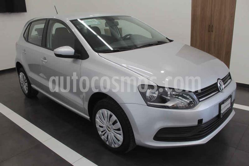 Volkswagen Polo Startline Tiptronic usado (2019) color Plata precio $189,000