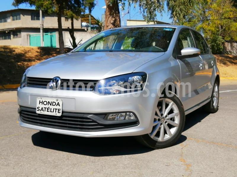 Volkswagen Polo 1.6L Comfortline 5P usado (2020) color Plata Dorado precio $225,000