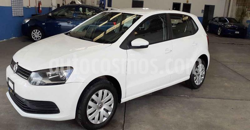 Volkswagen Polo 1.6L Base 4P Ac usado (2019) color Blanco precio $164,900