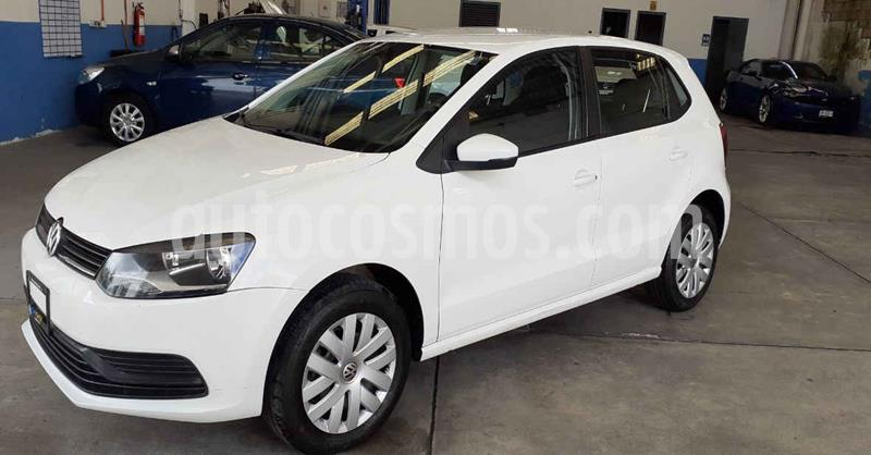 Volkswagen Polo Startline Tiptronic usado (2019) color Blanco precio $164,900