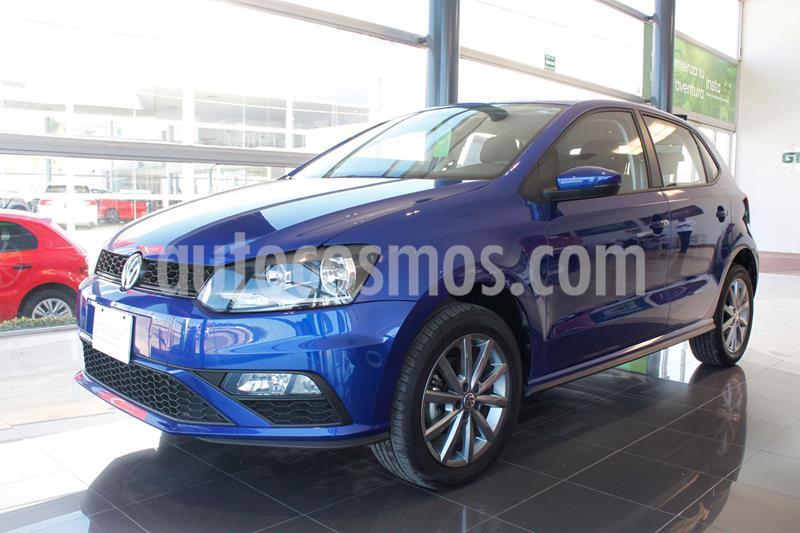 Volkswagen Polo 1.6L Comfortline 5P usado (2020) color Azul precio $244,758