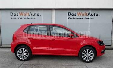 Volkswagen Polo 1.6L Base 5P usado (2019) color Rojo precio $231,990