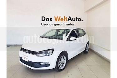 Volkswagen Polo 1.6L Base 4P usado (2019) color Blanco precio $206,920
