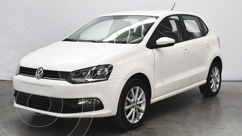 Volkswagen Polo 1.6L Base 4P usado (2020) color Blanco precio $215,000