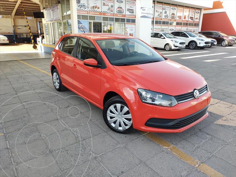 Foto Volkswagen Polo STARTLINE TIPTRONIC usado (2019) color Rojo precio $179,990