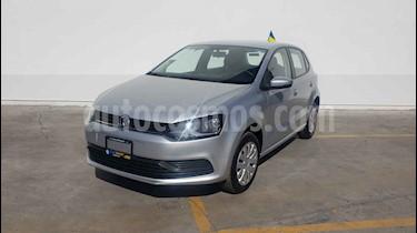 Volkswagen Polo 5p Startline L4/1.6 Aut usado (2019) color Plata precio $169,800