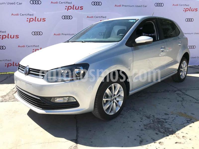 Volkswagen Polo 1.6L usado (2018) color Plata precio $159,000