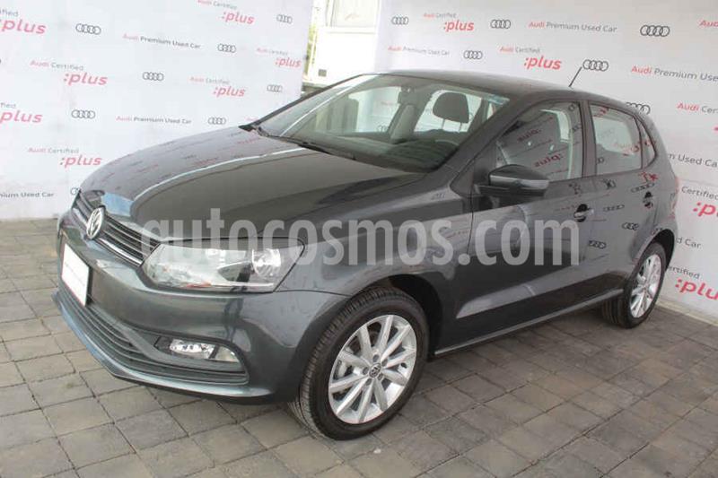Foto Volkswagen Polo Startline Tiptronic usado (2020) color Gris precio $228,000
