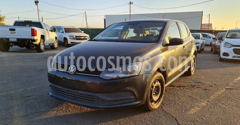 Volkswagen Polo 1.6L Comfortline 5P usado (2019) color Gris precio $162,900
