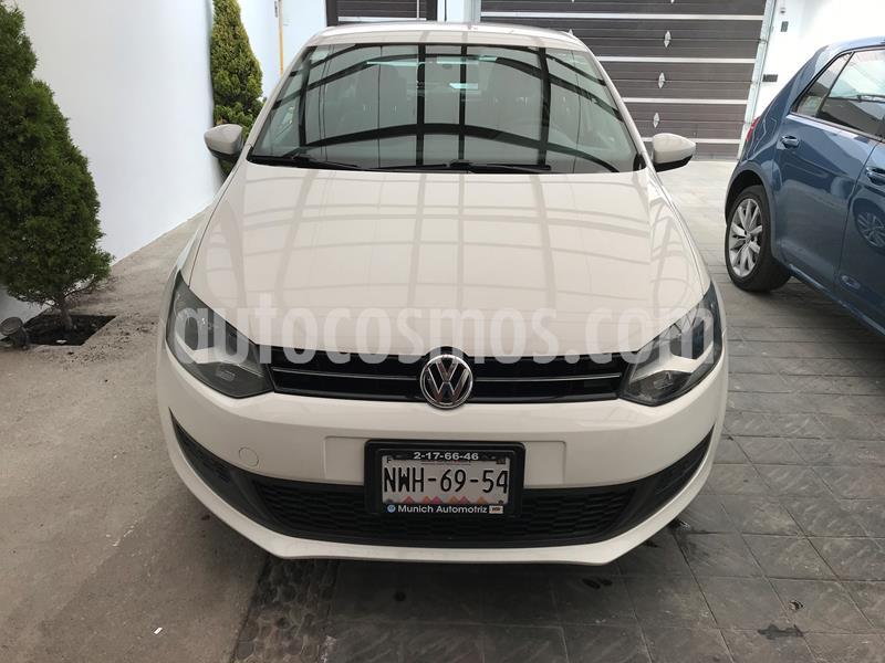 Volkswagen Polo 1.6L Comfortline 5P usado (2014) color Blanco precio $146,000
