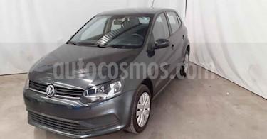 Volkswagen Polo 5p Startline L4/1.6 Aut usado (2019) color Gris precio $177,900