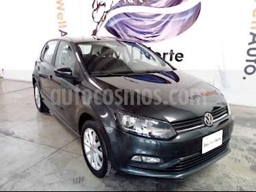 Volkswagen Polo 5p Design & Sound L4/1.6 Aut usado (2019) color Gris precio $225,000
