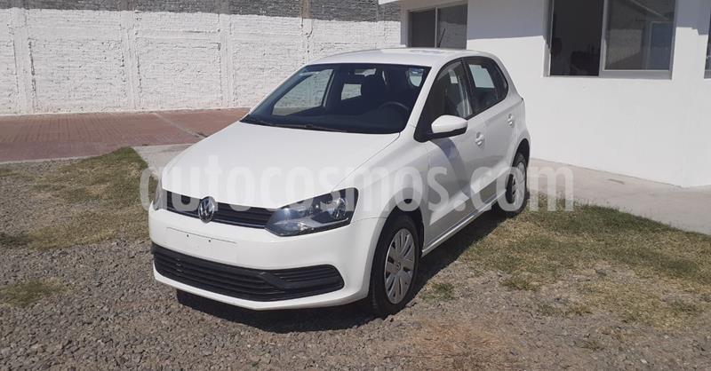 Volkswagen Polo 1.6L Comfortline 5P usado (2019) color Blanco precio $164,900