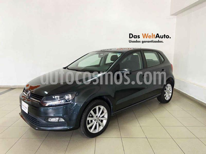 Volkswagen Polo Disign & Sound Tiptronic usado (2019) color Gris precio $214,428