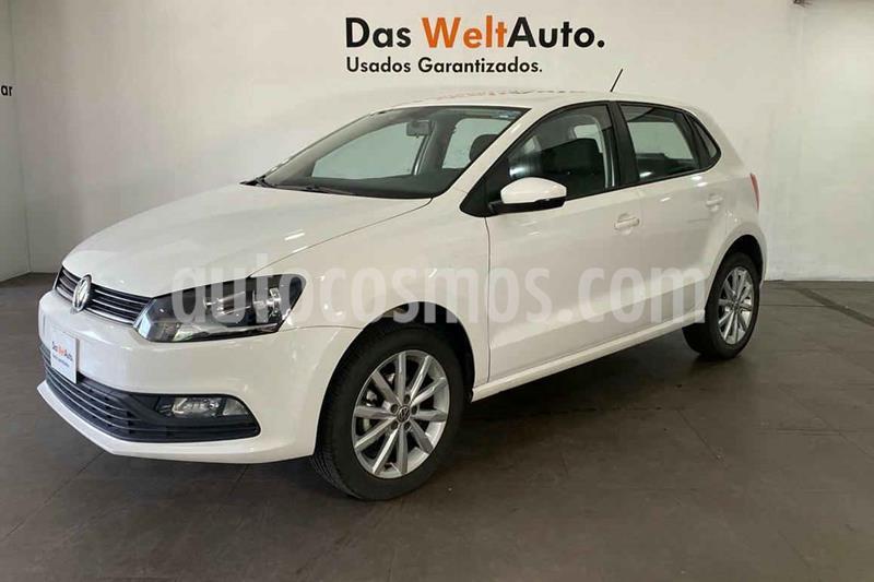 Volkswagen Polo Design & Sound usado (2019) color Blanco precio $209,000