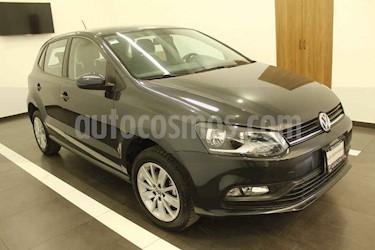 Volkswagen Polo 5p L4/1.6 Man usado (2018) color Negro precio $189,000