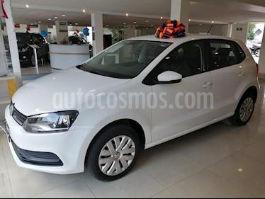 Volkswagen Polo 1.6L Base 5P usado (2018) color Blanco precio $175,800