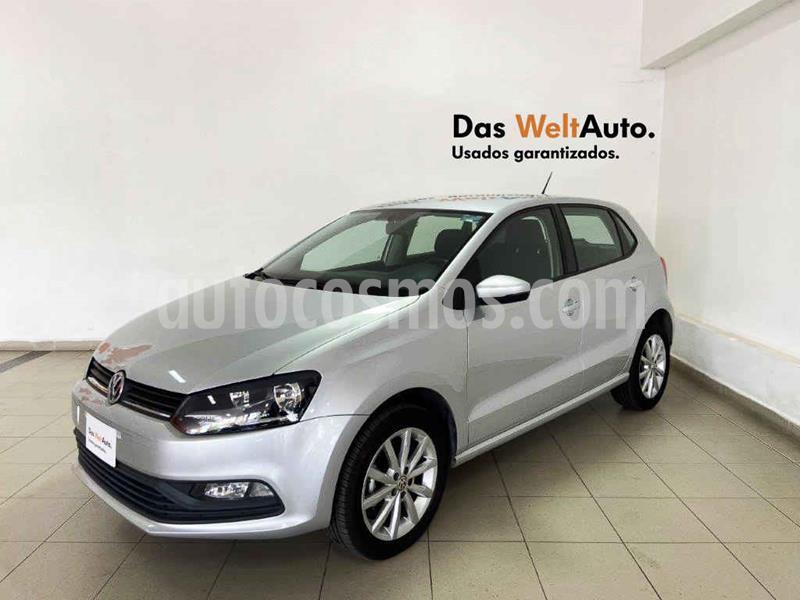 Foto Volkswagen Polo Disign & Sound Tiptronic usado (2019) color Plata precio $215,212